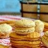 Nutter Butter Macarons & A Simple Macaron-Making Tutorial