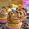 Snacknado Ice Cream Cupcakes {And Celebrating Baskin-Robbins New Flavor of the Month!}