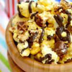 Nutty Buddy Popcorn