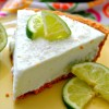 No-Bake Margarita Cheesecake Pie