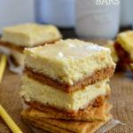Perfect Cheesecake Bars