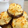 The Easiest Coconut Macaroons