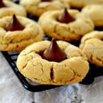 Classic, All Butter Peanut Butter Blossoms