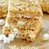 The Perfect Brown Butter Rice Krispy Treats