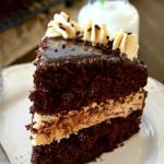 Bailey's Irish Cream Chocolate Cake