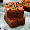 No Bake Copycat Cosmic Brownies