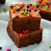 No Bake Copycat Cosmic Brownies