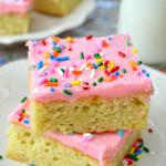 The Best Lofthouse Sugar Cookie Bars