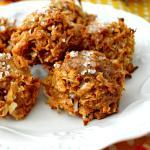 Salted Caramel Macaroons