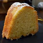 Bailey's Kentucky Butter Cake