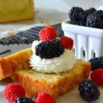 The Best Vanilla Bean Pound Cake