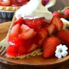 The Best Fresh Strawberry Pie