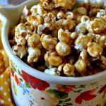 Best Ever Caramel Popcorn Recipe