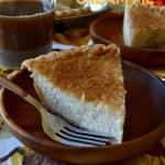 Maple Sugar Cream Pie