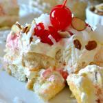 Lord Baltimore Lush Dessert