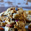 Trail Mix Energy Cookies