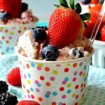 Berry Cheesecake Fluff