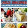 15 Last Minute Fourth of July Recipes