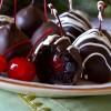 Oreo Truffle Cherries