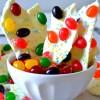 Jelly Bean Bark (2 Ingredients!)