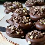 Copycat No-Bake Thin Mints