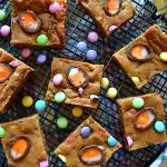 Cadbury Easter Egg Cookie Bars