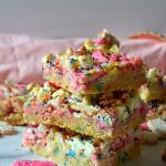 Circus Animal Cookie Magic Bars