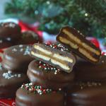 Rolo Ritz Cracker Sandwich Cookies