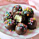 Buttercream Truffles