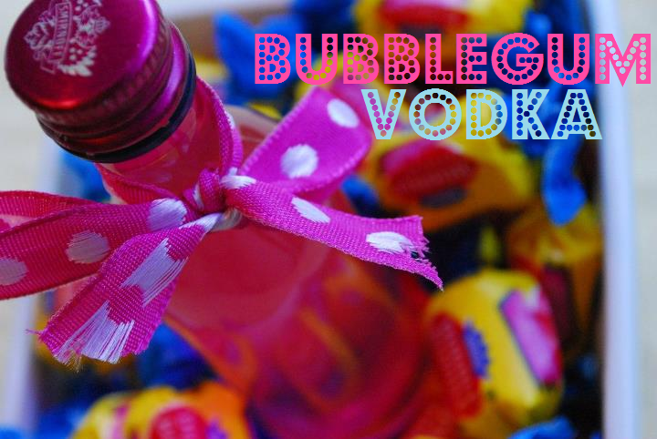 bubblegum vodka