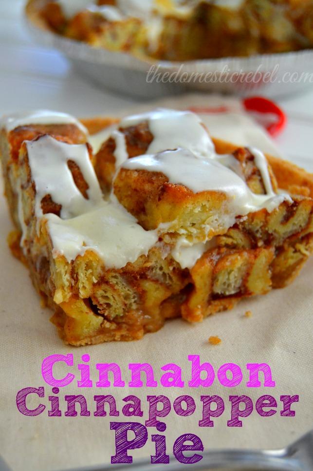 cinnabon cinnapopper pie