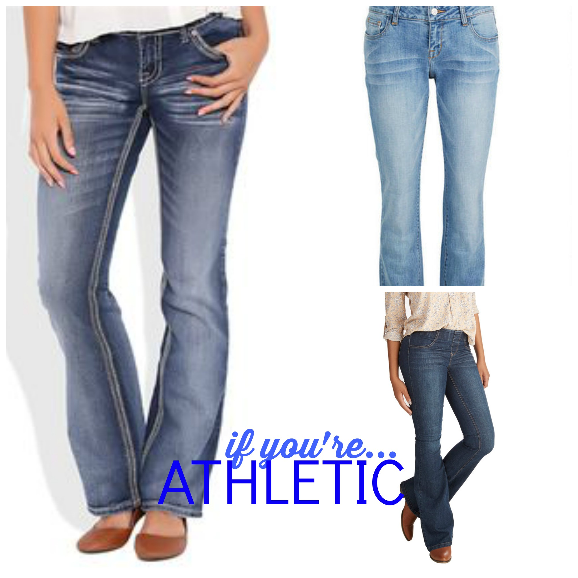 28e0f2cd240365 Fashion Fridays: The BEST Jeans For Your Body! – The Domestic Rebel