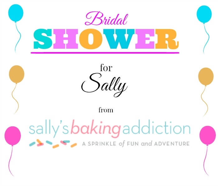 Sally's Shower Logo graphic