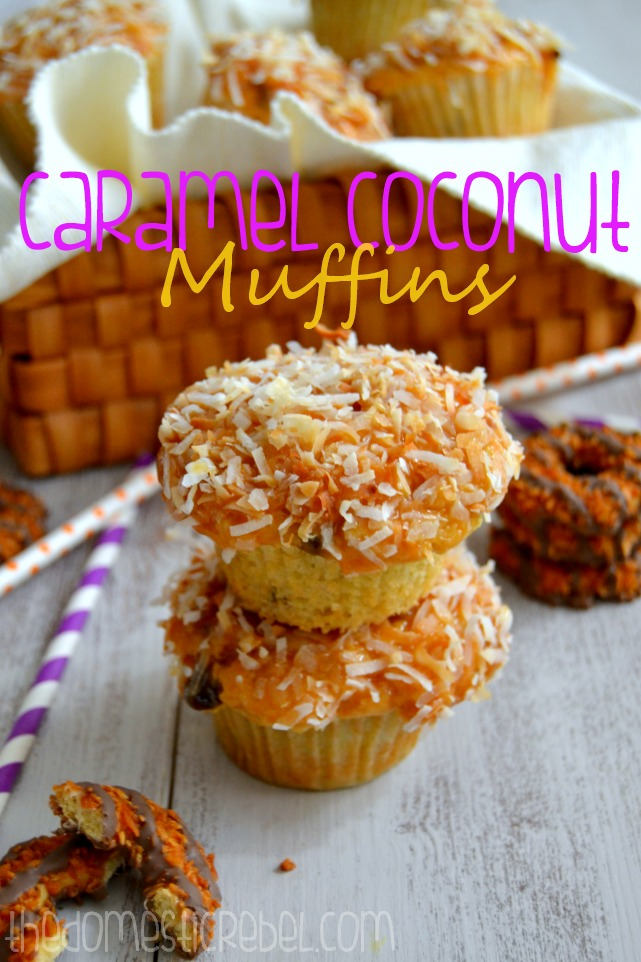 caramelcoconutmuffins