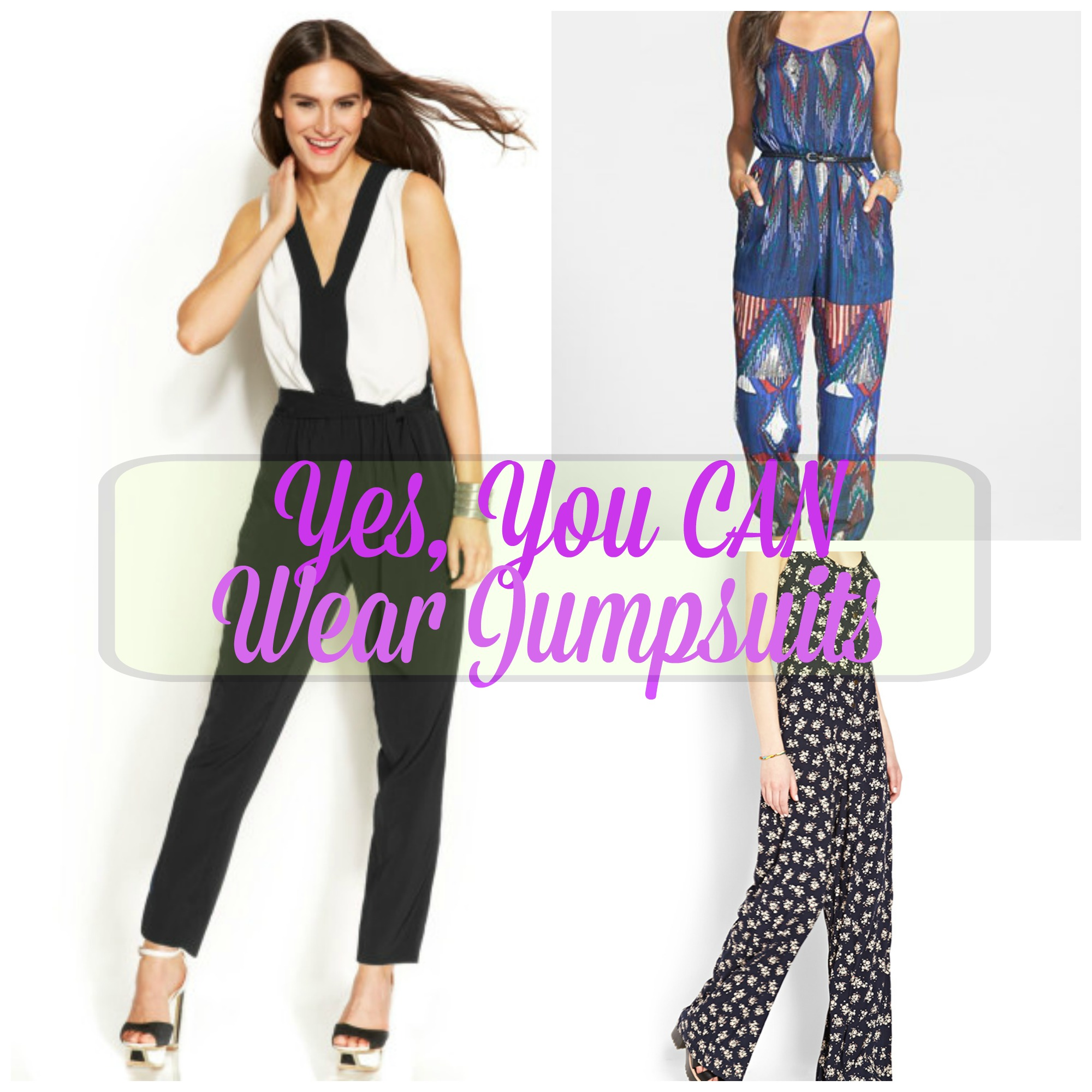 Fashion Fridays Yes You Can Wear A Jumpsuit The Domestic Rebel