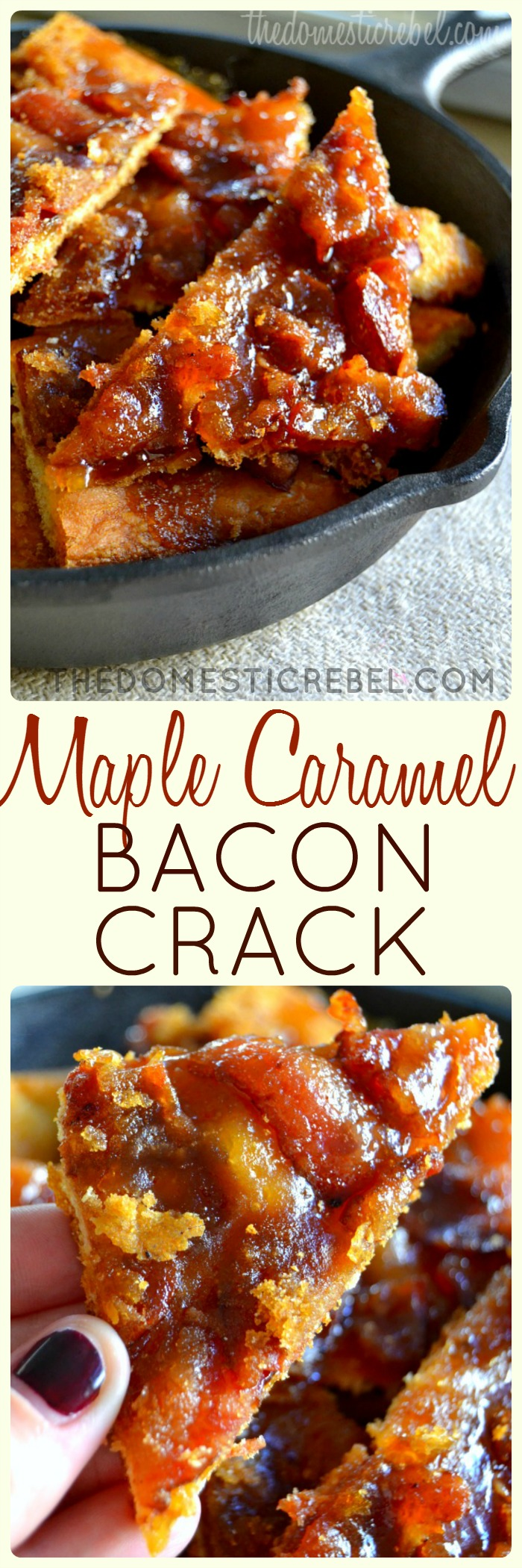 recipe: bacon crescent roll maple syrup [36]