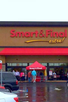 Shopping & Saving with Smart & Final!