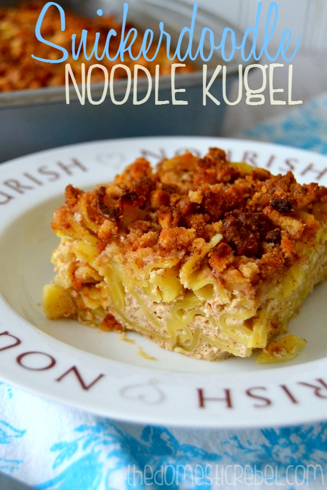 SnickerdoodleKugel