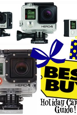 Best Buy GoPro Camera Holiday Gift Guide!