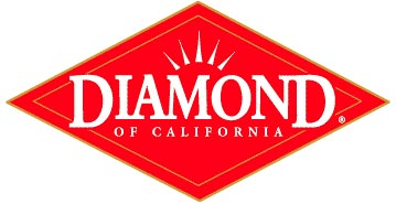 diamond of california graphic brand mark