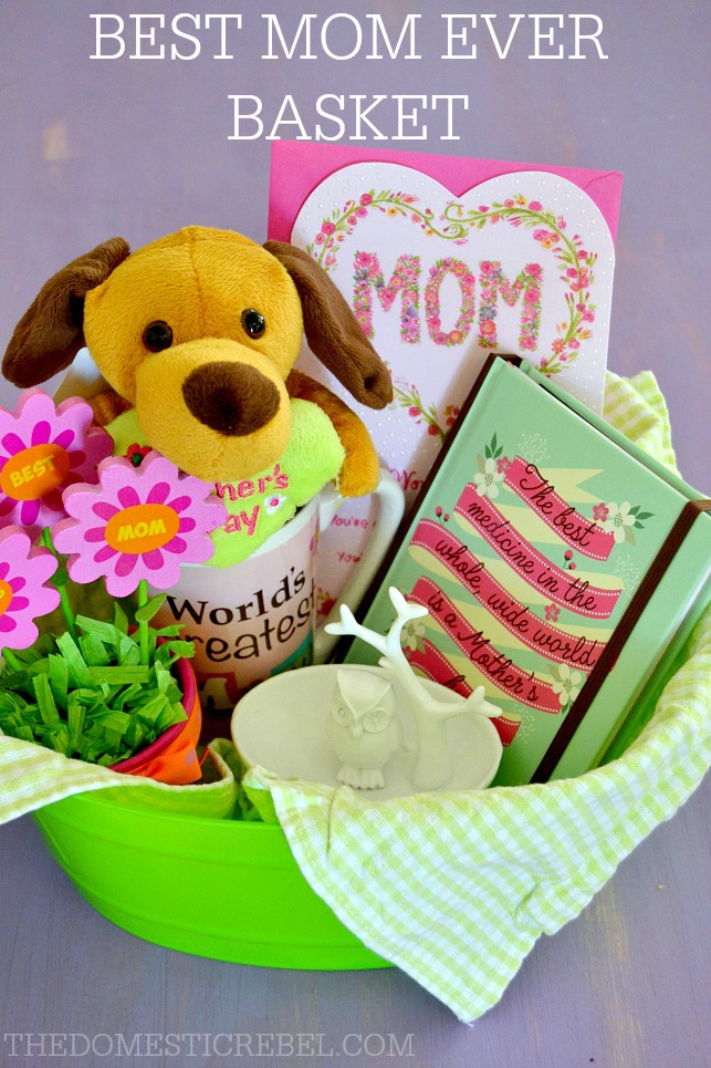 Host the Best Mother's Day Party ever!