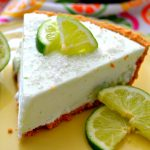 This Margarita Cheesecake Pie is a no-bake wonder! It comes together in minutes, has great creamy, icy texture, and tastes like a frozen margarita, bursting with fresh, sweet & tart lime flavor!
