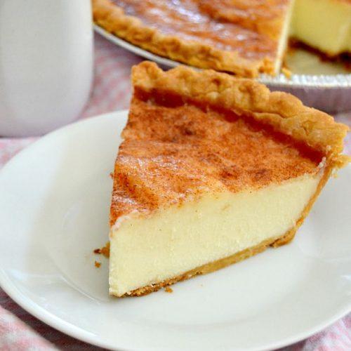 Sugar Cream Pie The Domestic Rebel