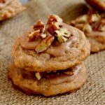 These Pumpkin White Chocolate Pecan Cookies will be a wonderful, easy addition to your cookie jar! Made simple with a mix, they come together in minutes and stay supremely soft for days.