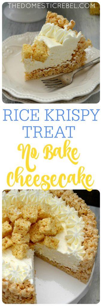 RKT Cheesecake collage