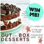Out of the Box Desserts Cookbook Giveaway