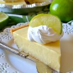 This truly is the BEST Key Lime Pie recipe I have tried! The contrast of the buttery graham cracker crust with the sweet-tart, juicy, creamy Key lime filling is amazing! You'll love this simple pie recipe!