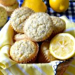 These are the BEST Lemon Poppyseed Muffins I've tried! Moist, fluffy and tender, they're bursting with fresh lemon zest and juice and crunchy poppyseeds. You need this recipe!