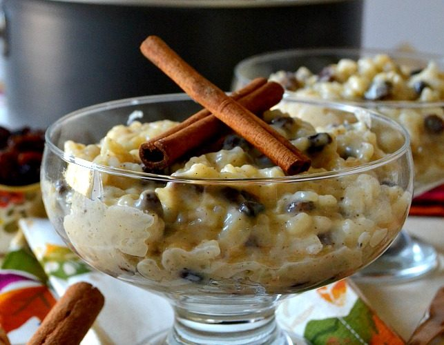 Best One-Pot Rice Pudding