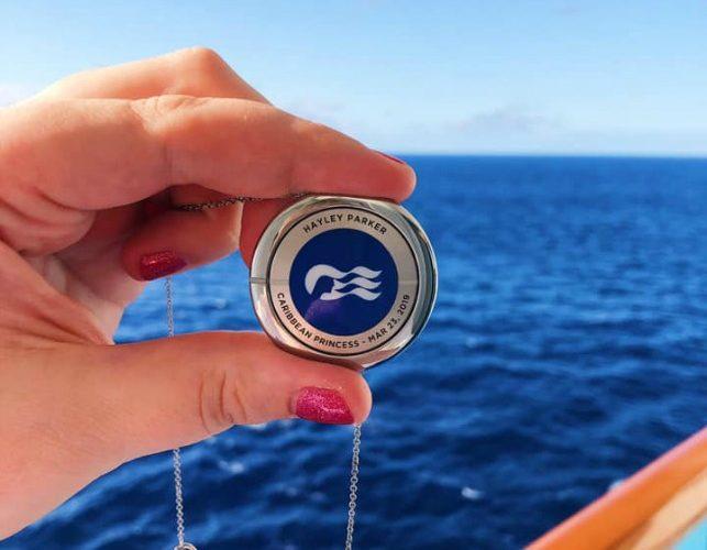 Cruising with Ocean Medallion